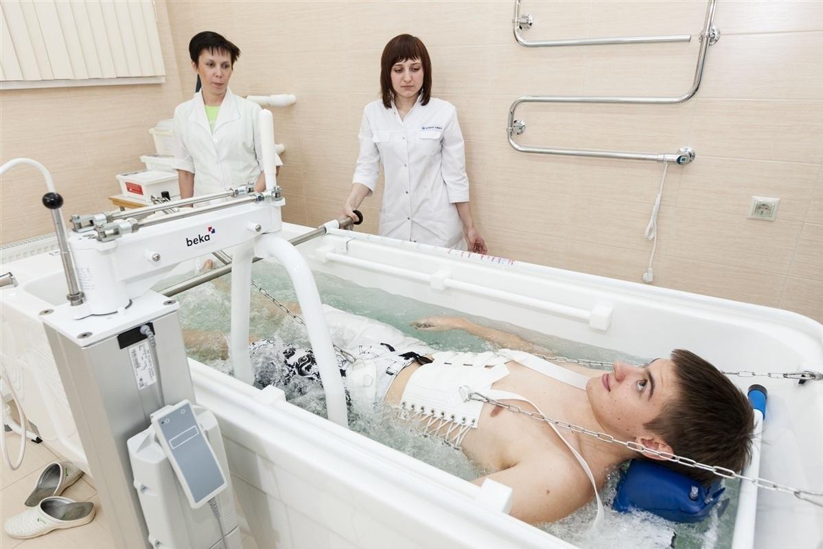 Санаторно курортное лечение после перелома позвоночника