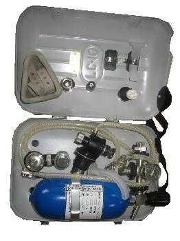Аппарат ИВЛ ГС-10