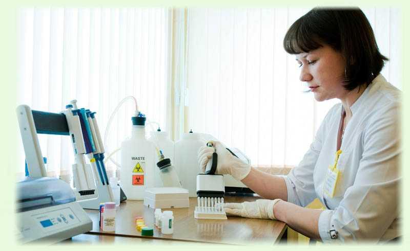Анализы на лямблии и гельминты результат положительный или отрицательный