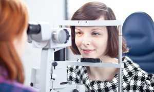 Диагностика состояния глаз
