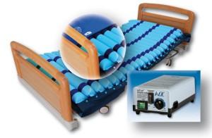 Кровать противопролежневая