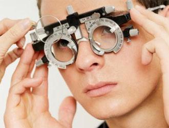 Глаз и зрение но физике