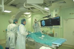 Методика проведения ангиографии