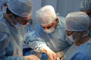 Операция по устранению грыжи