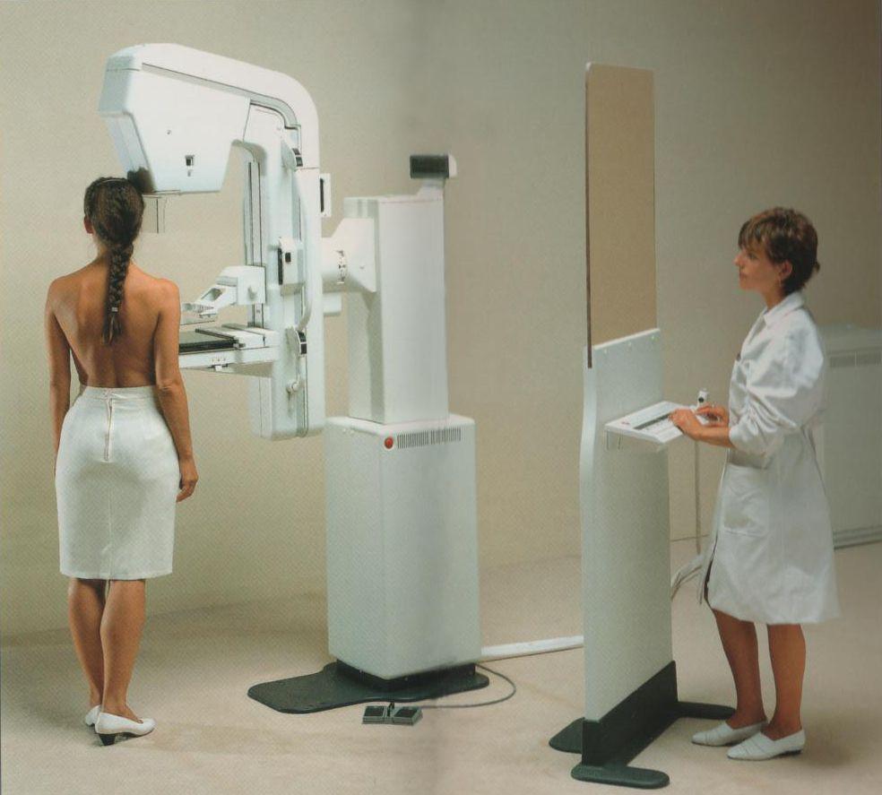 Маммография фото