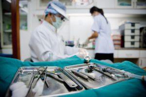 Лечение дефектов альвеолярного гребня