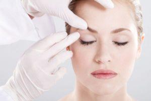 Пластика азиатского разреза глаз