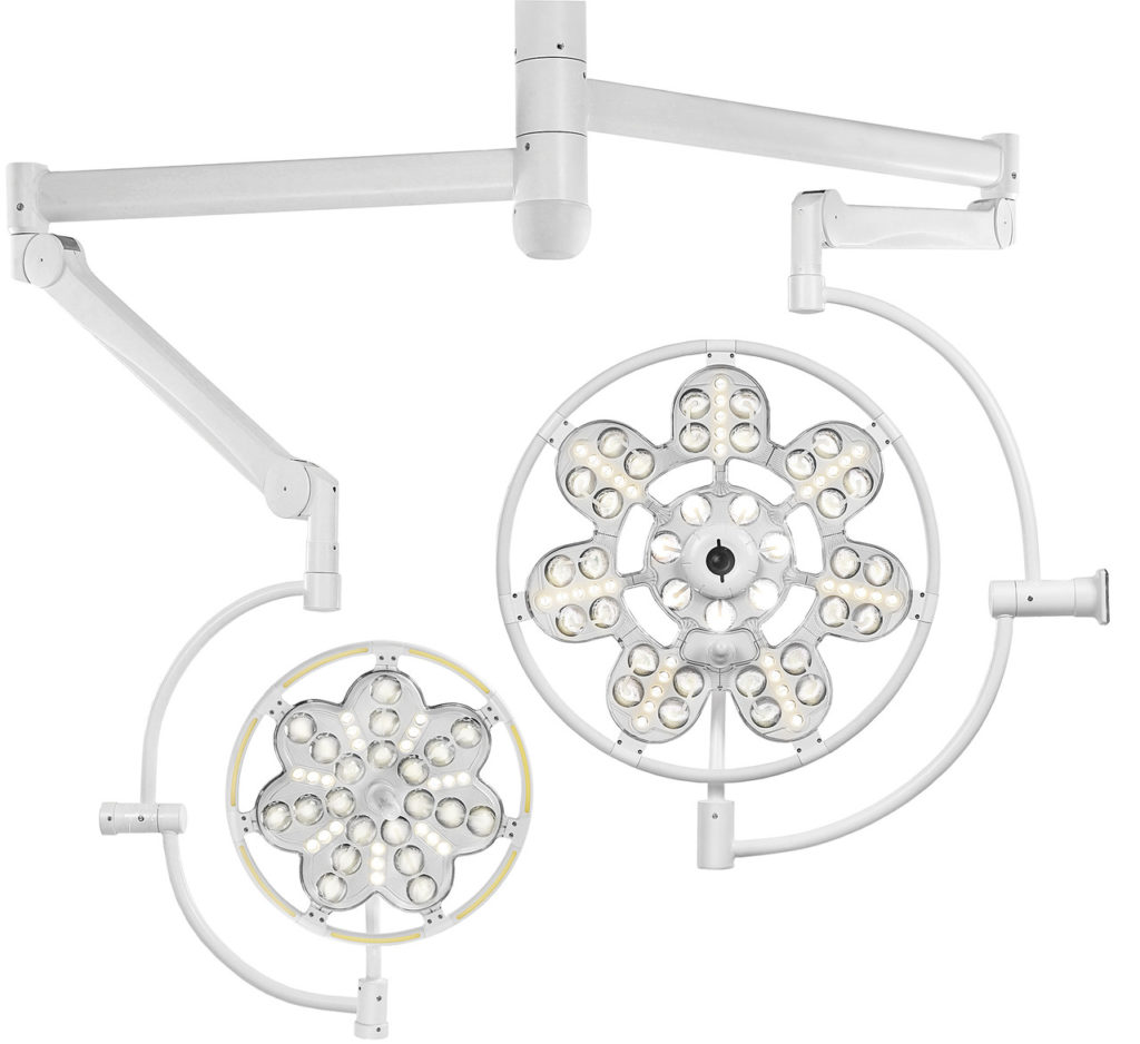 Операционные светильники Эмалед