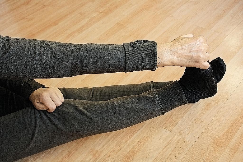 Что делать при судорогах в ногах