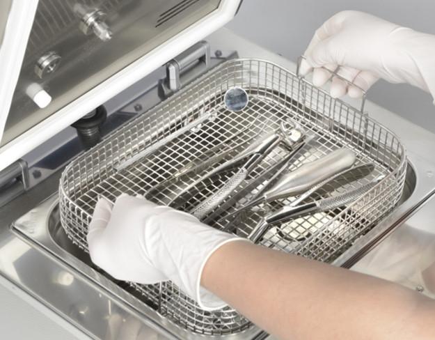 Как стерилизуют медицинские инструменты?