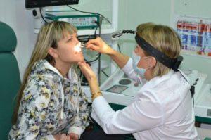 Оперативное лечение носовых кровотечений