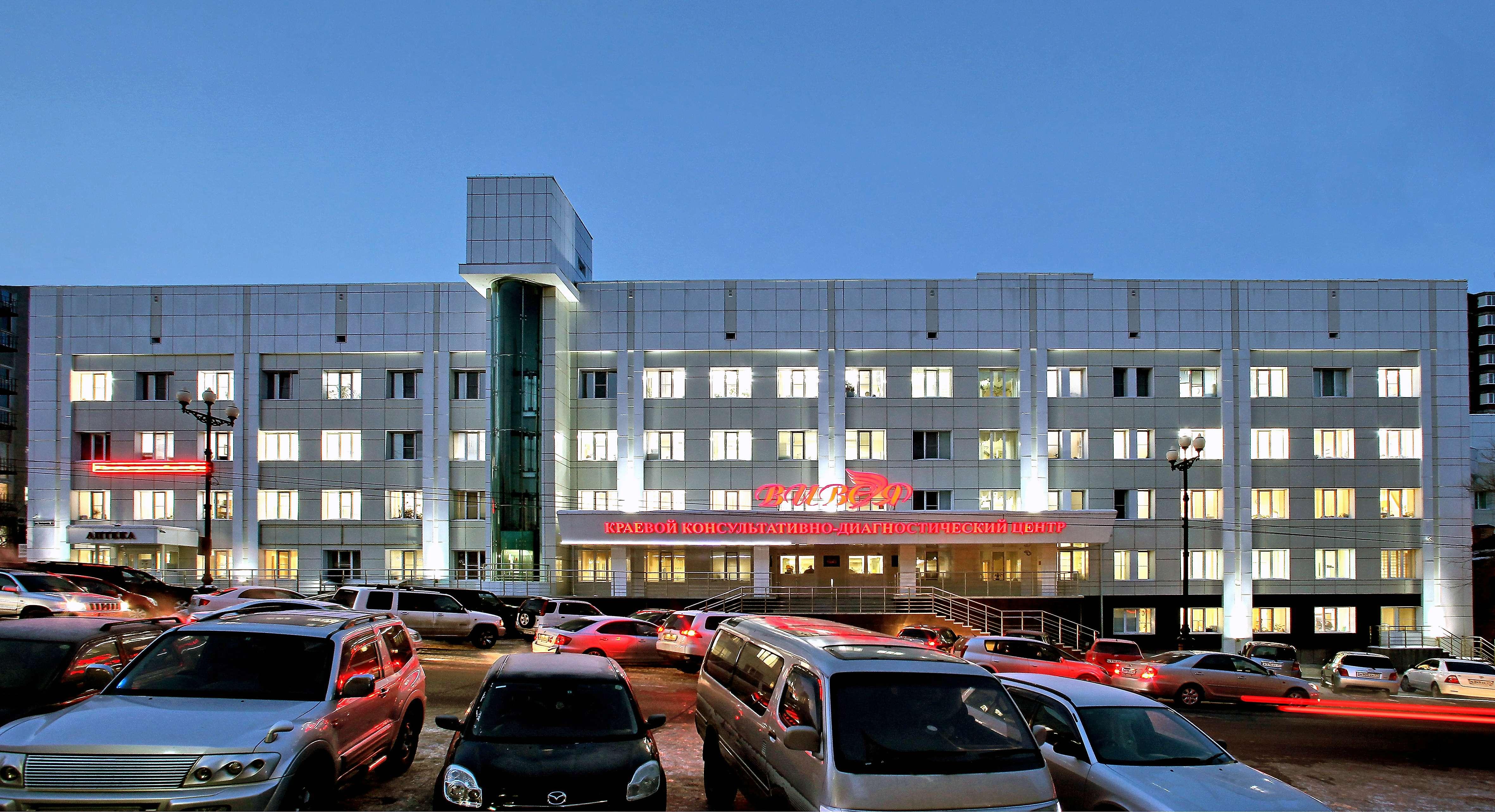 Офтальмологическое отделение КДЦ «Вивея» (Хабаровск)