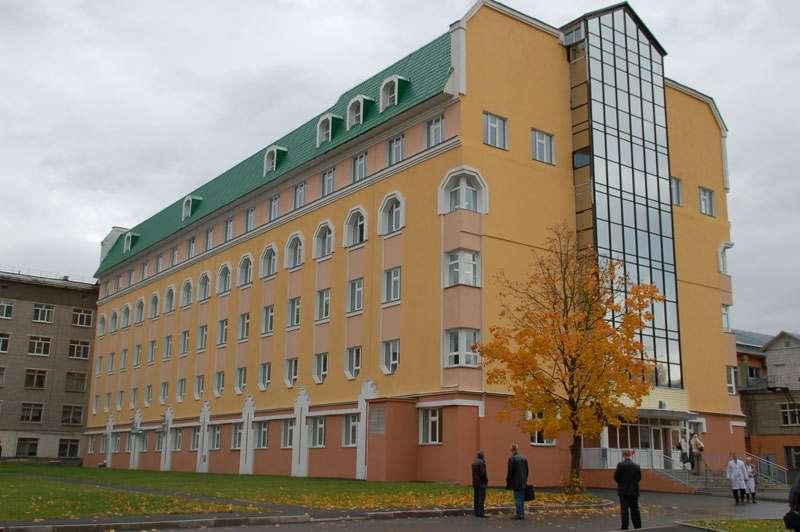 Отделение офтальмологии Псковской областной клинической больницы