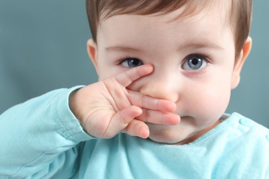 Симптомы инородного тела в носу ребенка или взрослого
