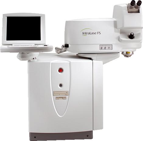 Эксимерный лазер IntraLase FS60