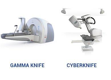 Гамма- и кибер-нож