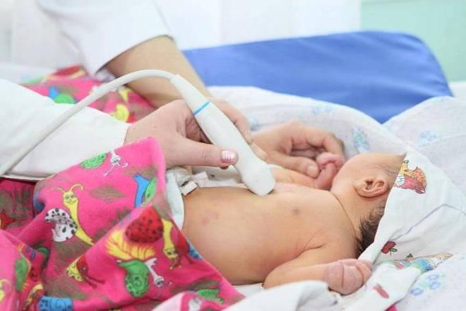 УЗИ брюшной полости в детском возрасте - подготовка и выполнение