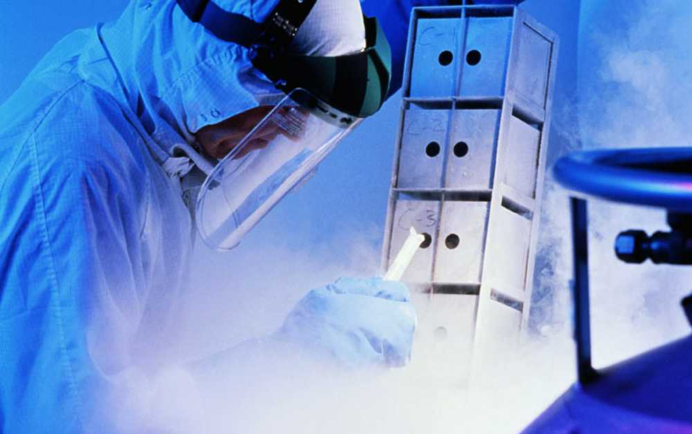 Заморозка человека на время операции
