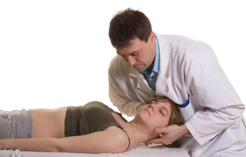 Лечение хлыстовой ткани шеи