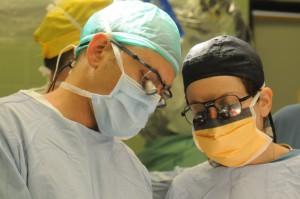 Лечение хирургическое