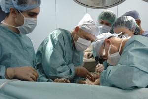 Операция на почках