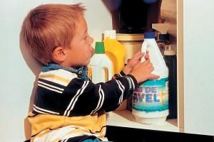 Ожог пищевода у детей
