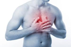 Боль в груди - симптом болезни