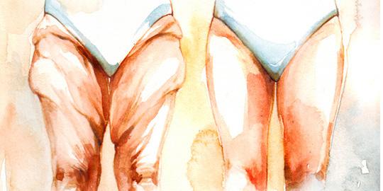Результаты феморопластики