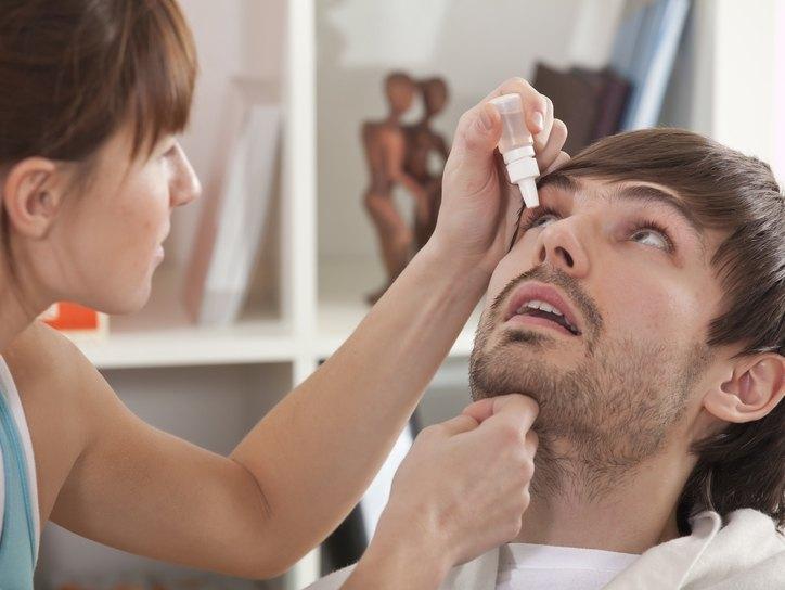 Причины ожогов глаз – степени ожоговой травмы глаза и первая помощь