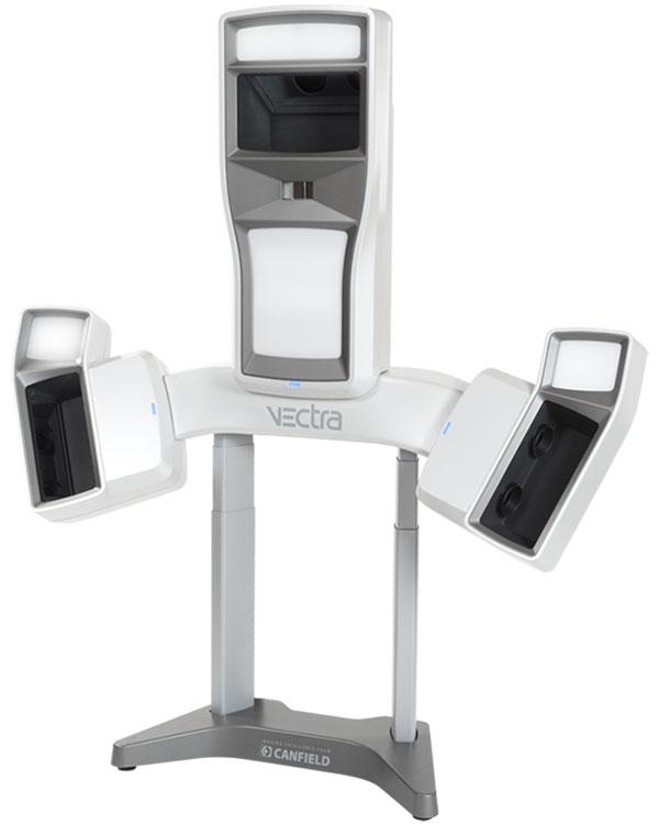 Аппарат Vectra-XT 3D для визуализации результатов пластики