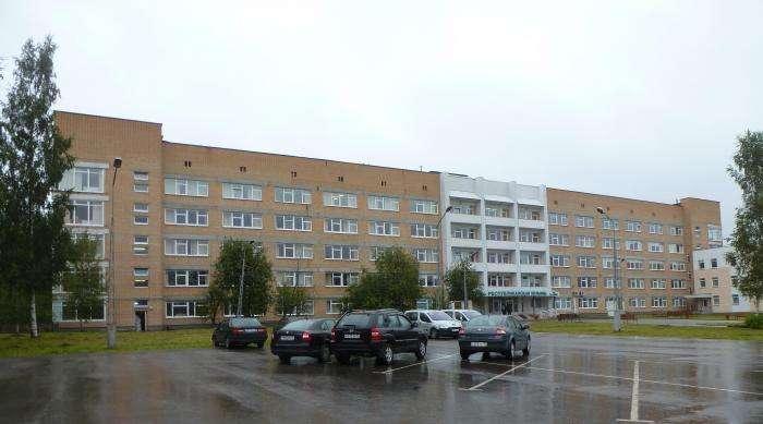 Офтальмологическое отделение Республиканской больницы им.В.А.Баранова (Петрозаводск)