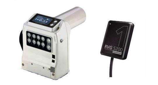 Стоматологический визиограф RVG 5200