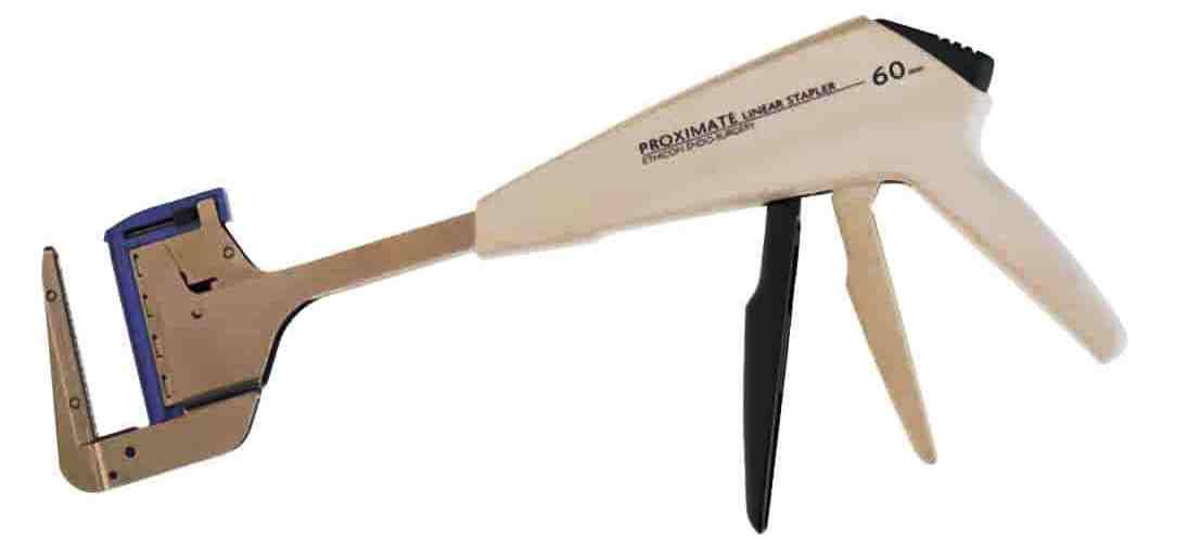 Линейные сшивающие аппараты с регулируемой высотой закрытия скобок TX