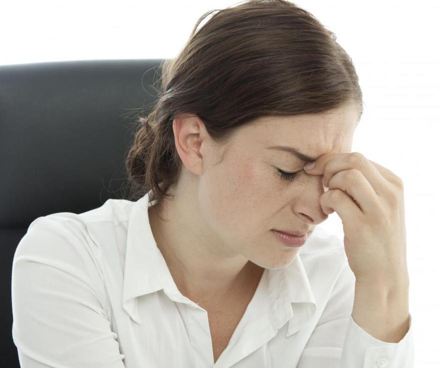 Гайморова киста - признаки и симптомы