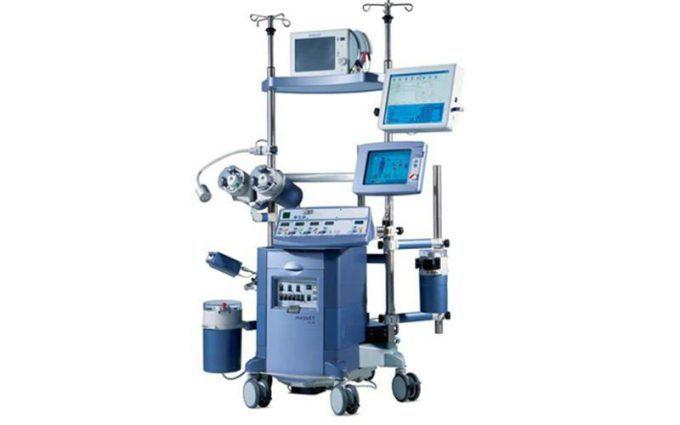 Аппарат искусственного кровообращения