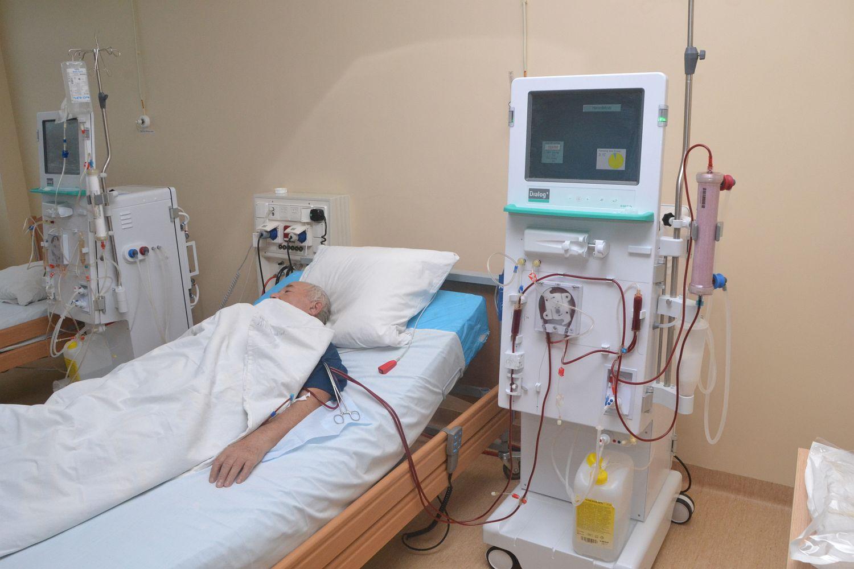 Гемодиализ в лечении острой почечной недостаточности