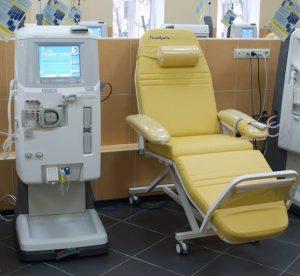 Лечение острой почечной недостаточности - терапия, хирургия, диализ
