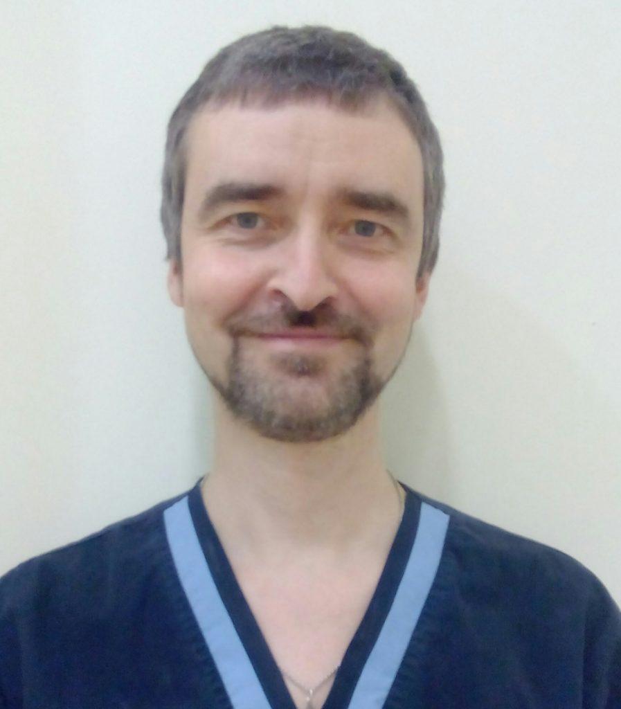 Интервью с урологом Антоном Ротовым